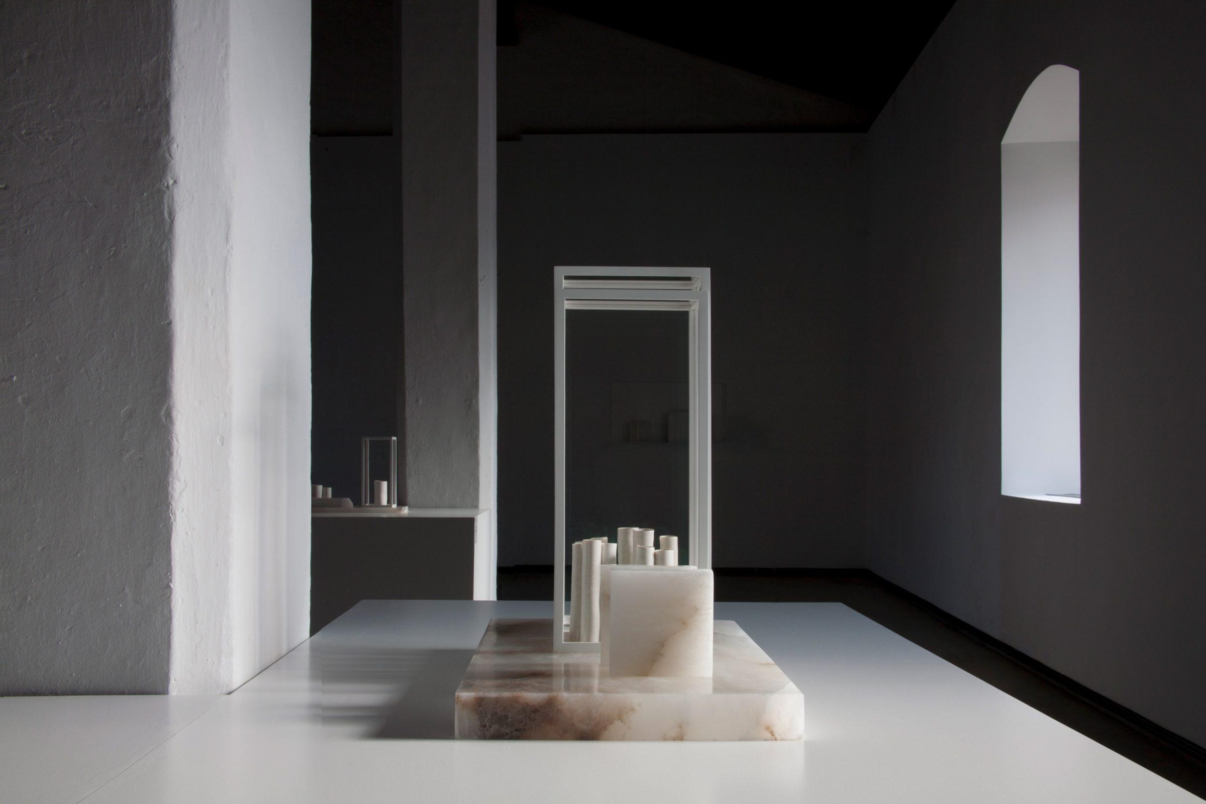 Edmund De Waal White Island Museo De Arte Contemporaneo De Ibiza