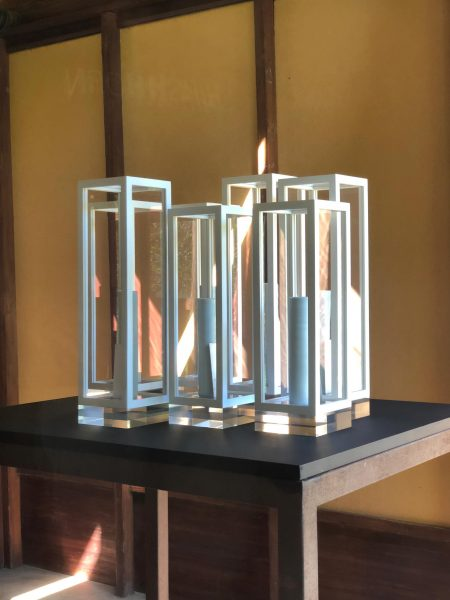 2 Edmund De Waal At Schindler House Los Angeles Installation View