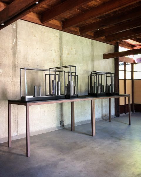 3 Edmund De Waal At Schindler House Los Angeles Installation View