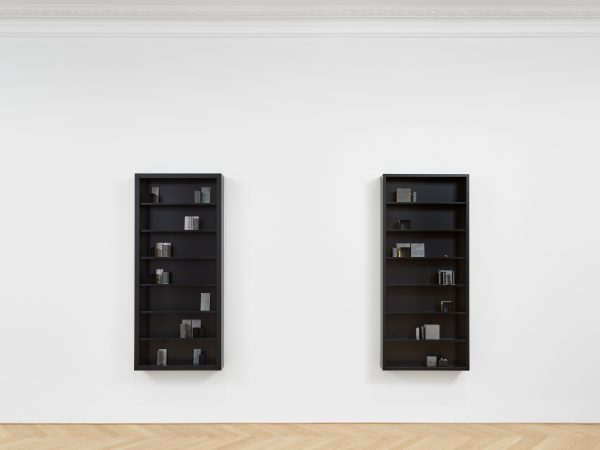 for those who live in cities; casualty list (installation view)