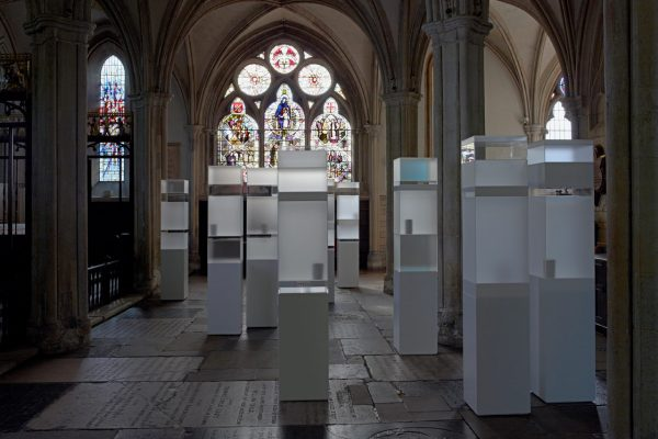 another hour, installation view