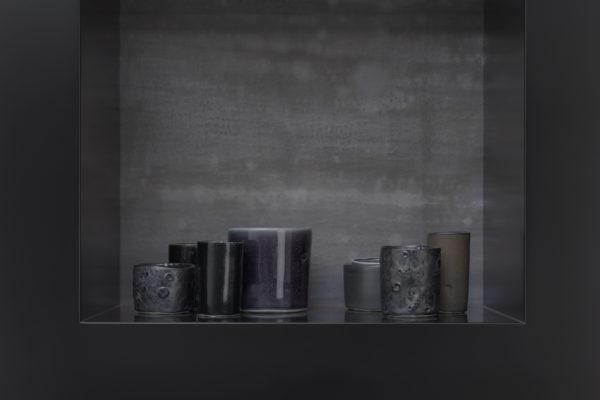 black field, III (detail)