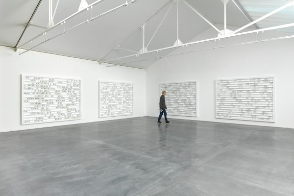 breathturn, I-IV, installation view