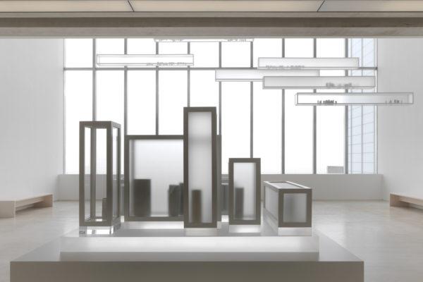 bauspiel, installation view