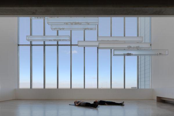 atmosphere, installation view