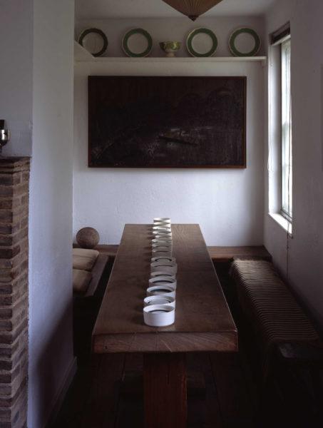 Tenebrae No. 2, installation view, 2004