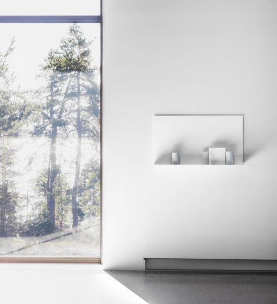 vita silente, I, installation view