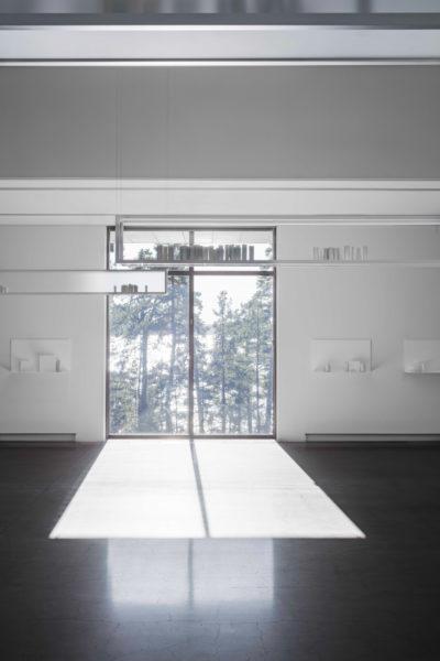 Morandi / Edmund de Waal, installation view