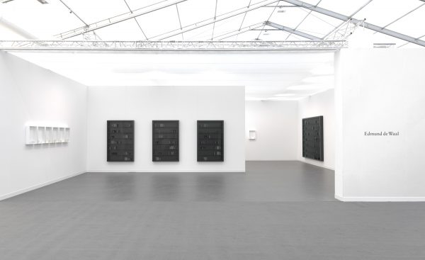 elegy, everything you remember, I-III, the reader, installation view