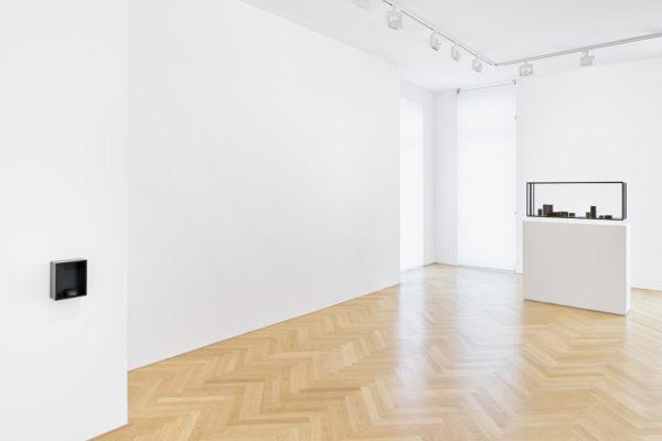 my problem with the Frankfurt School, Portbou, installation view