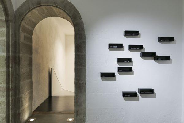 installation view