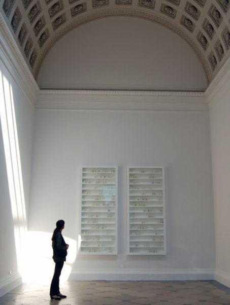 Lichtzwang, installation view