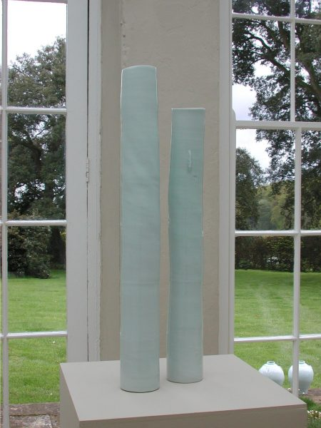 A Pair Of Tall Jars 2005