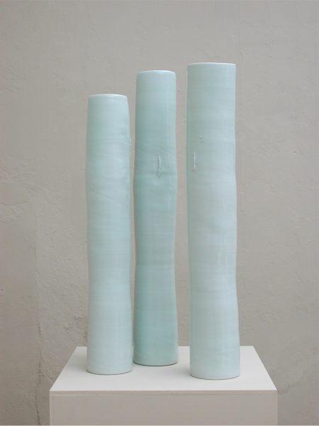 Tall Lidded Jars 2004