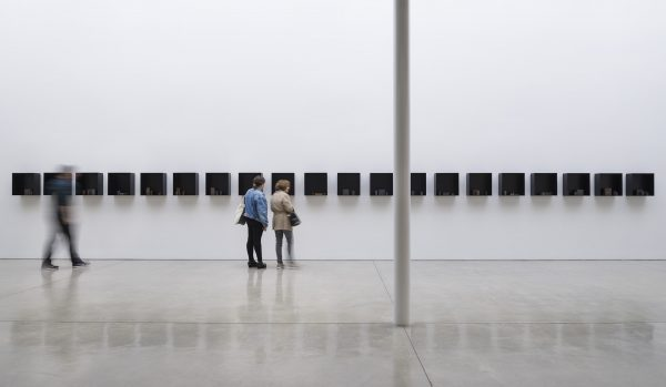 the ten thousand things, for John Cage, installation view