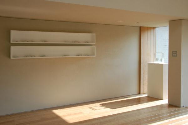 sgeir, installation view