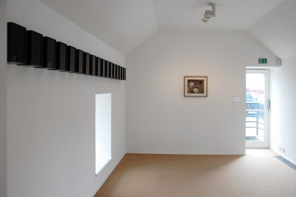 the lost and the found, installation view