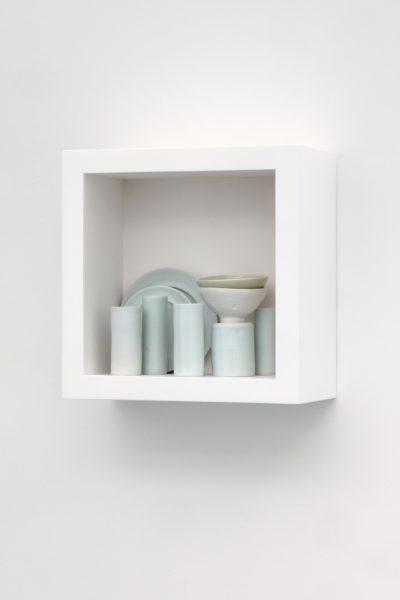 (the white bowl)