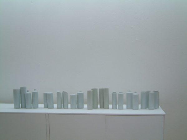 A garniture of vessels