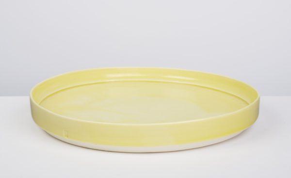 Large Yellow Dish