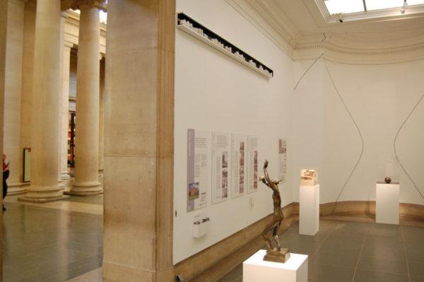 Ticino, installation view