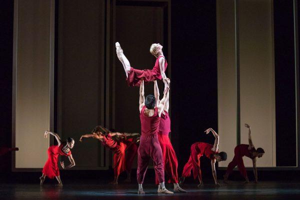 Artist of The Royal Ballet in Yugen