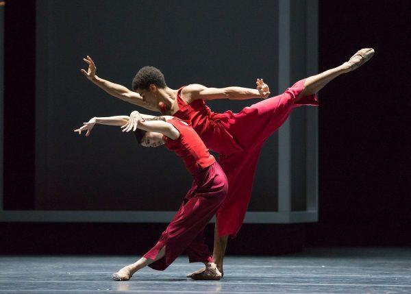 Joseph Sissens and Akane Takada in Yugen